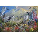 Nature Returns to Mt St Helens National Monument jigsaw puzzle