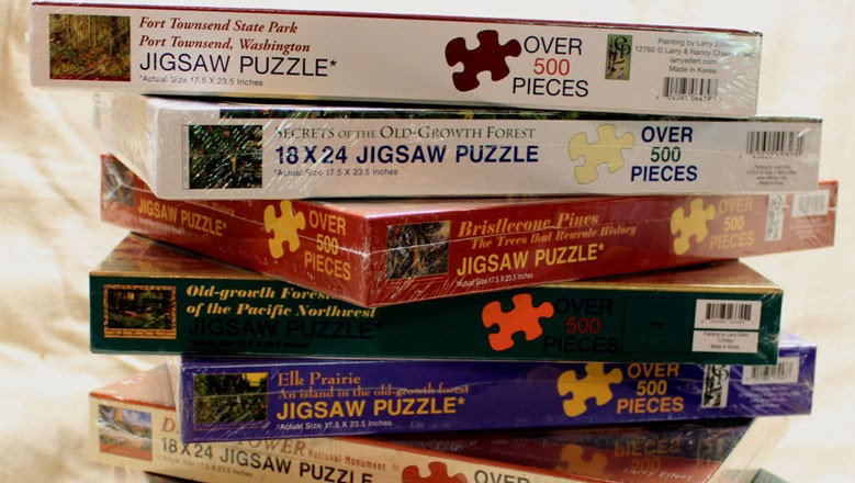 Jigsaw Puzzles of Murals